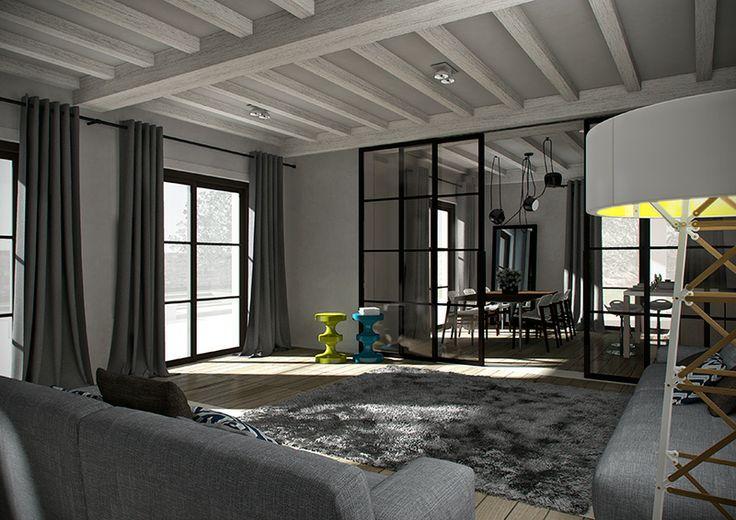 Pin by Eidomatica on Interior design - villas  Pinterest
