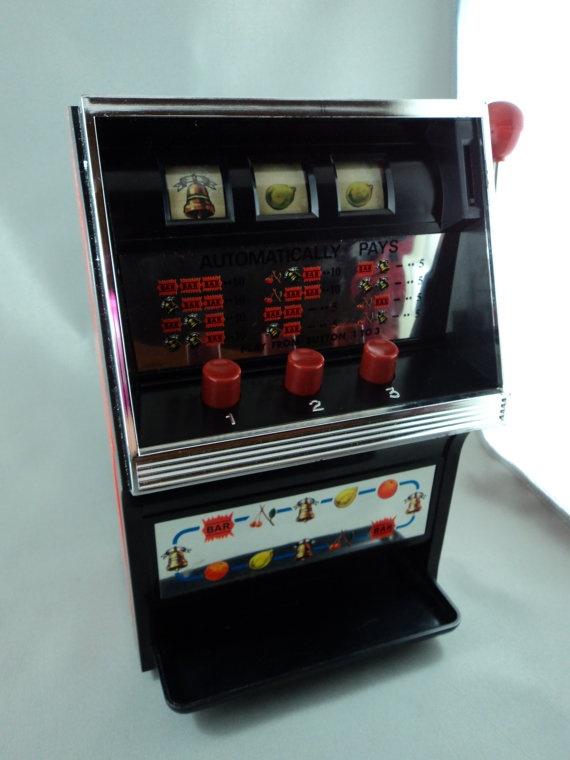 mini electronic slot machines
