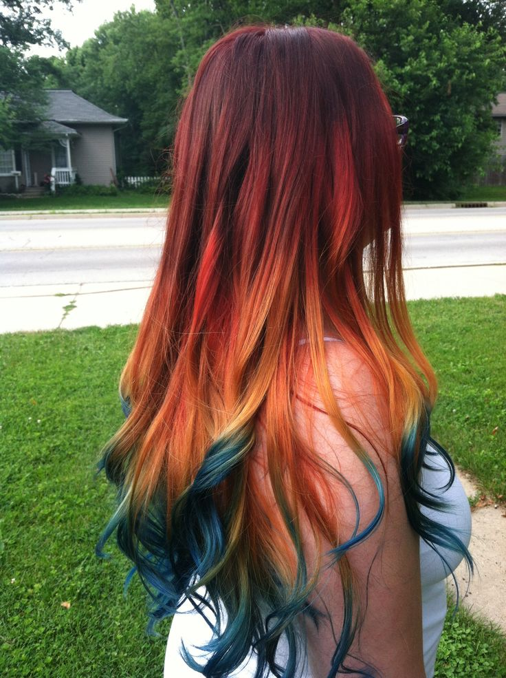 20 Cool Ombre Hair Color Ideas