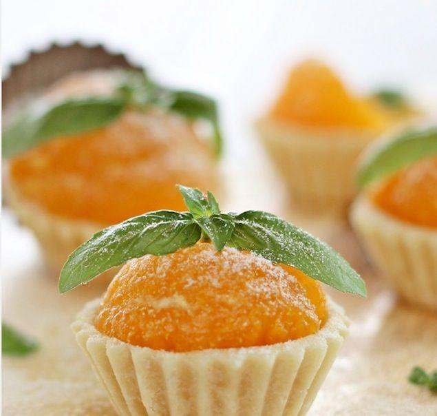 mandarin orange tarts | Sweetness | Pinterest