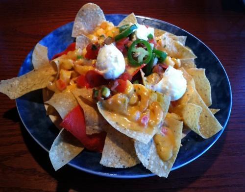 shrimp nachos! | Cooking Like A Pro - Main Dishes | Pinterest