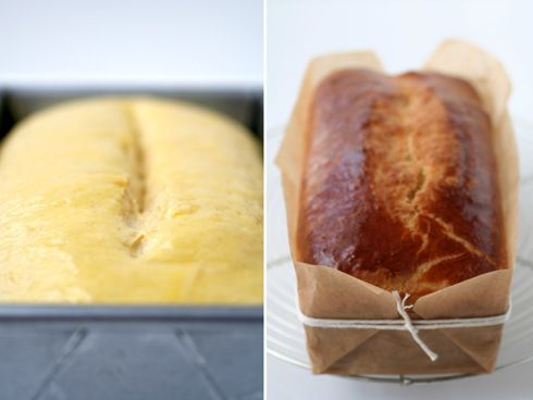 "Basic Brioche - adapted from ""The Bread Bible"". This dough takes ..."