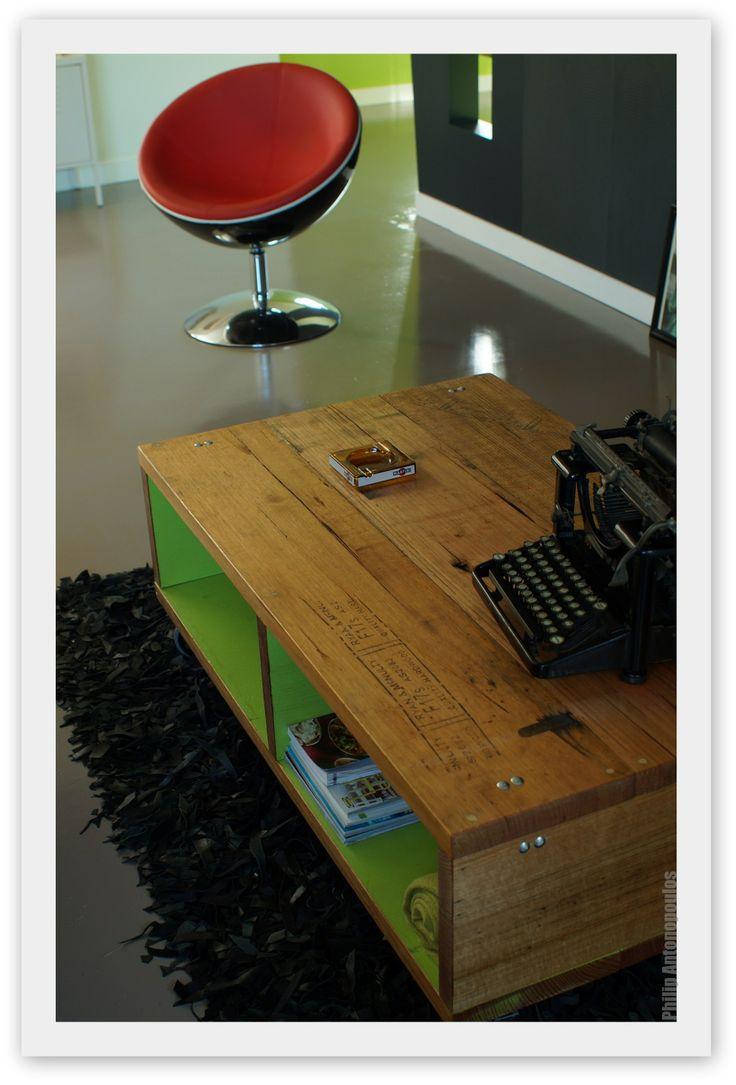 DIY Coffee table | Home | Pinterest