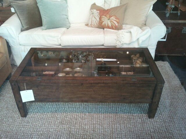 Pottery Barn Coffee Table Home Living Room Pinterest