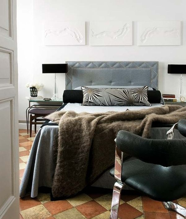 Masculine Bedrooms Stunning Home Decor & Design