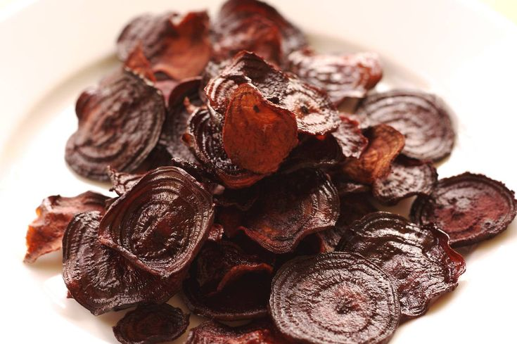 Beet Chips | DESSERTS | Pinterest