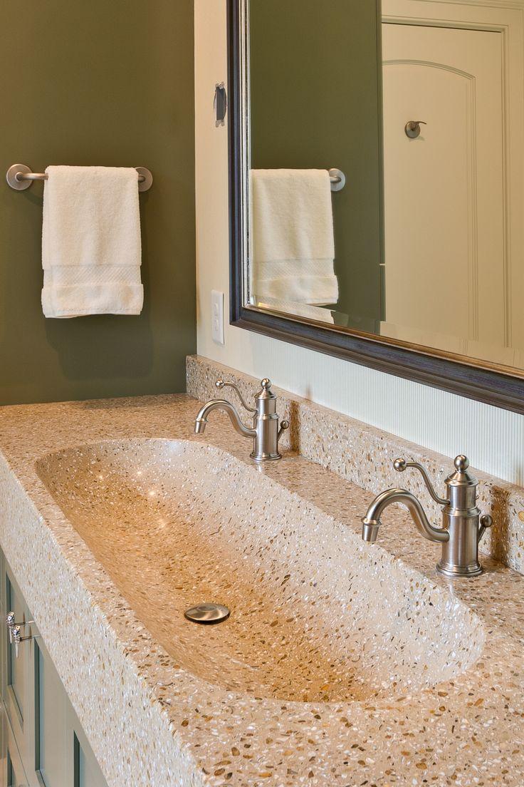 Double Faucet Single Sink : double faucets, single sink for bathroom Bathroom Pinterest
