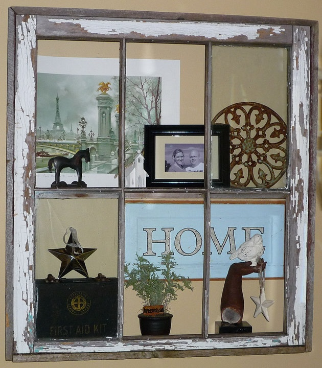 Window decor frames windows pinterest How to decorate windows