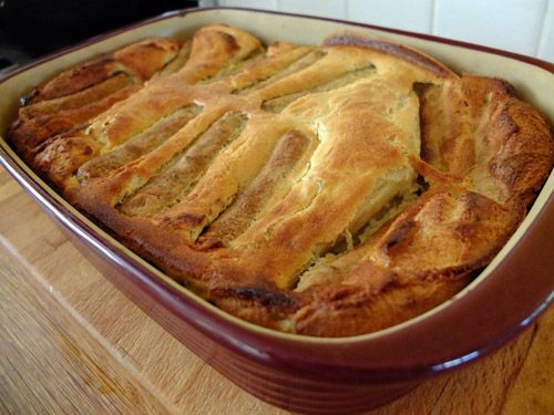 Vegetarian toad in the hole | Recipes - Main Dishes | Pinterest