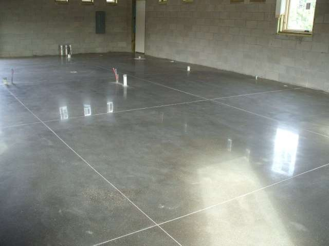 Polished concrete floors bathroom ideas pinterest for Concrete bathroom floor