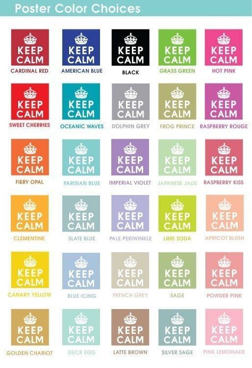 Keep Calm and Travel On Big Ben Clock London 8x10 by KeepCalmShop