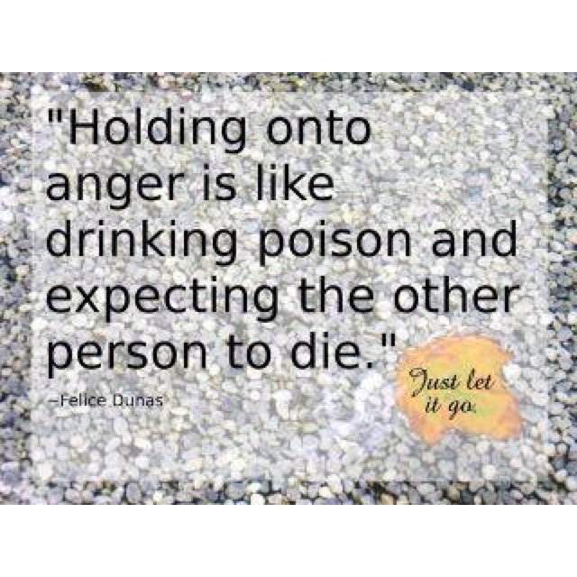 Letting Go Of Resentment Quotes. QuotesGram