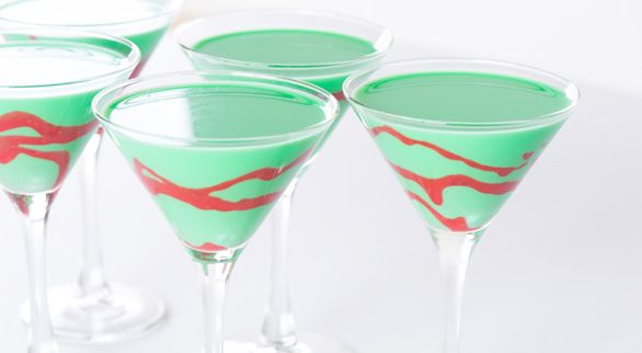 Holiday Grasshopper Cocktail | Recipe