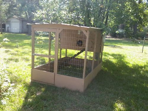 Pin by jennifer hurrle on duck houses pinterest for Duck hutch plans