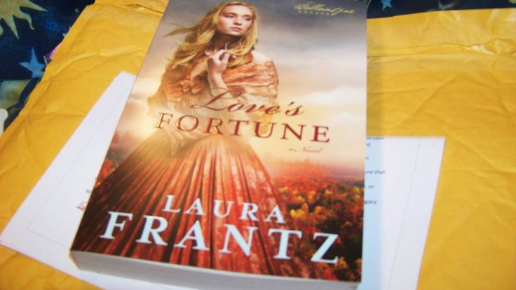 Carissa's bookshelf  #Love'sfortune