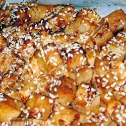 Baked Tofu Bites Allrecipes.com