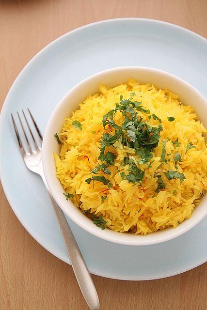 Nigella's saffron scented chicken pilaf | Recipes | Pinterest
