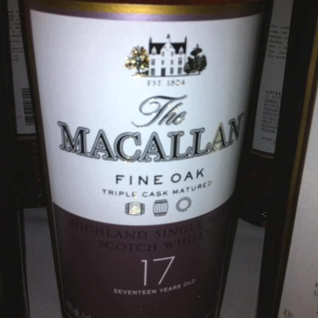 I still prefer the 18 yr old. But this had a pleasant finish, probably that last sherry cask.