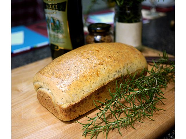 Rosemary Bread | breads rolls muffins etc | Pinterest