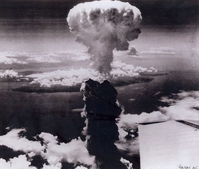 an analysis of atomic bomb in japan Eight days later, on august 6, the first atomic bomb was dropped on hiroshima the second was dropped on august 9 on nagasaki on the following day, august 10, japan declared its intention to.