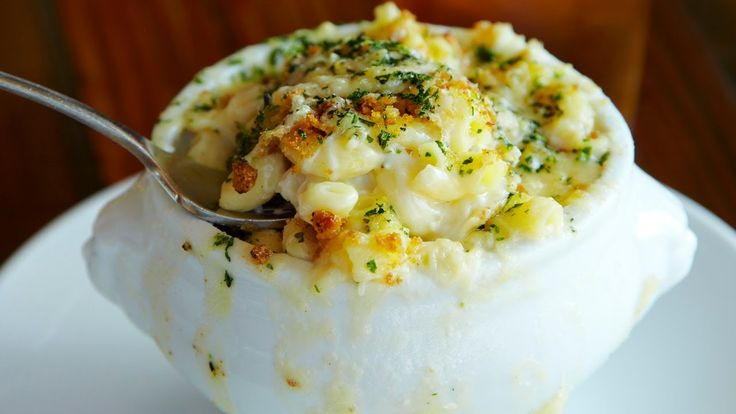 Crab Mac and Cheese Recipe - Nick's Cove | Good Food | Pinterest