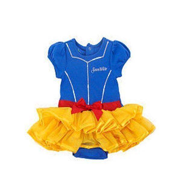 Disney baby girl s snow white princess tutu dress size newborn nwt