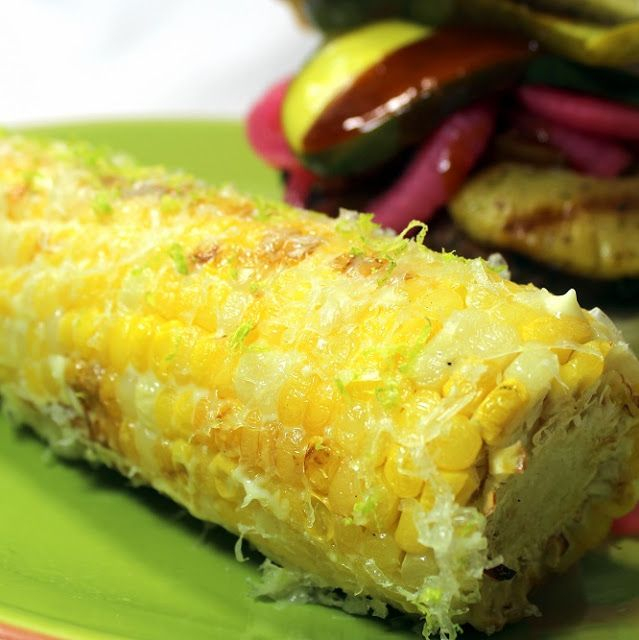 Mexican Corn On The Cob (Elote) Recipe — Dishmaps