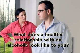 Signs dating an alcoholic