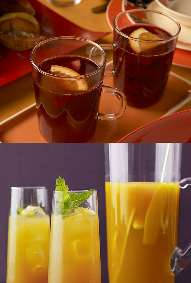 Thanksgiving Drink Recipes And Ideas