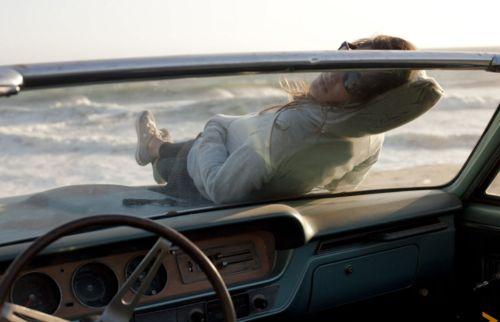 cars, beaches, hoodies