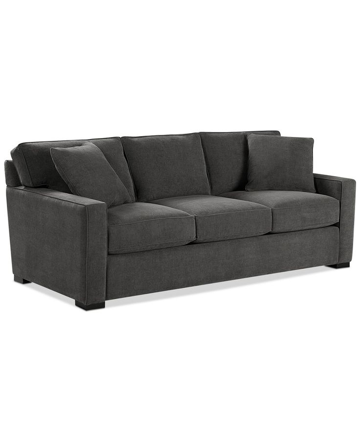 Macy Furniture Sale ... Fabric Queen Sleeper Sofa Bed - Couches & Sofas - Furniture - Macy's