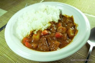 Japanese Curry Rice (Kare Raisu)