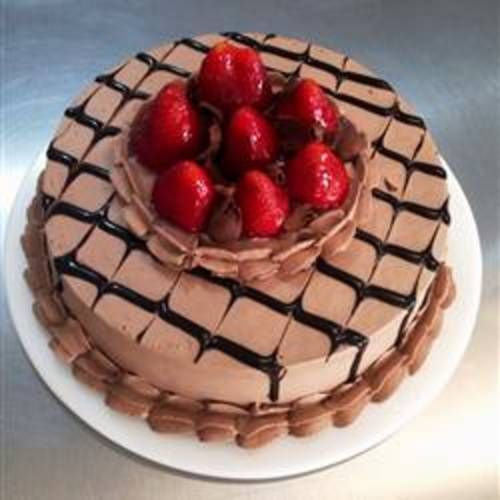 Chocolate Tres Leches Cake | Breads, bars, cheesecakes, pies, & then ...