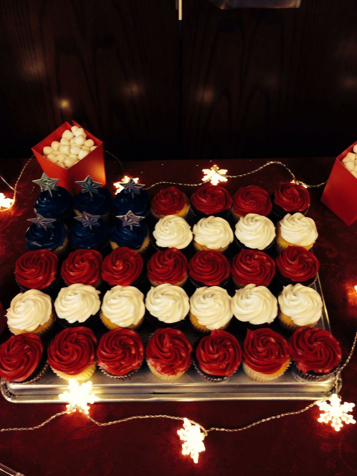 Eagle Court of Honor Cakes
