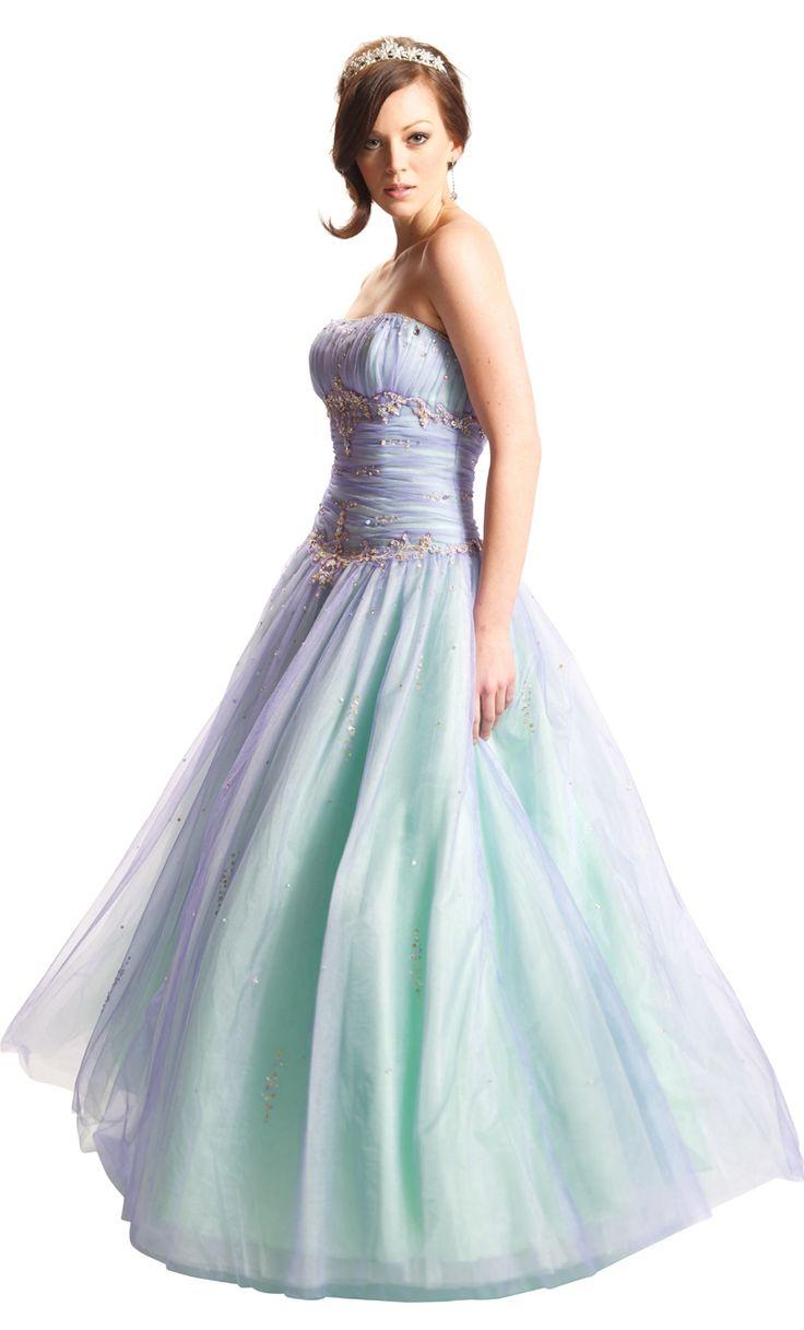Prom Dresses Fairy - Purple Graduation Dresses