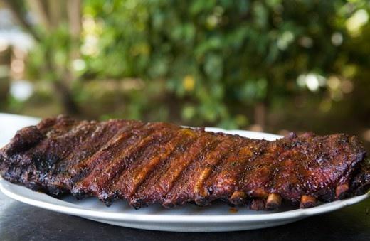 Memphis style pork ribs. Yes. Please. | Style | Pinterest