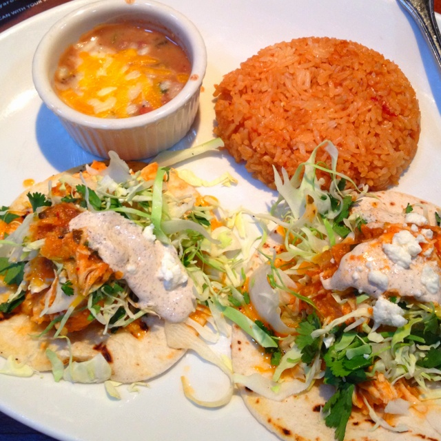 Chicken Tinga tacos at The Yard House | Lunch&Dinner&Appetizers | Pin...