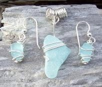Beach Glass Jewlery
