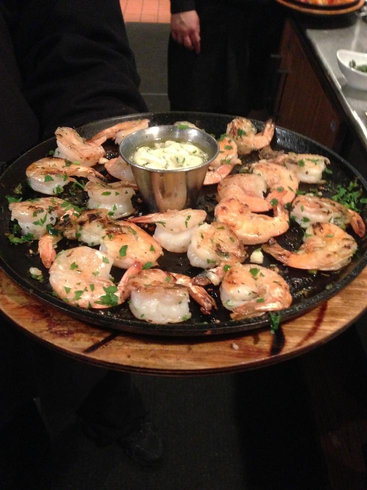 Hot Iron Skillet Roasted Shrimp | The Food | Pinterest