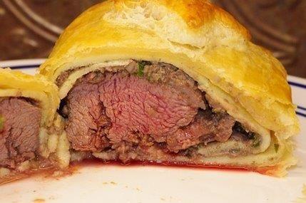 Classic Beef Wellington | Beef | Pinterest
