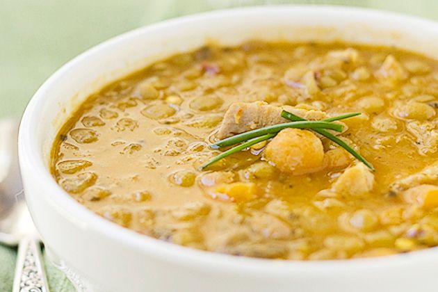 Tasty Kitchen Blog: Looks Delicious! (Pork and Lentil Soup, submitted ...