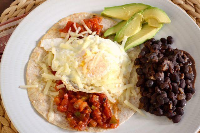 Huevos Rancheros | Yummers | Pinterest