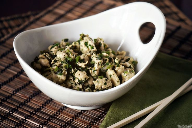 thai basil chicken the perfect dish to introduce to those new to thai ...