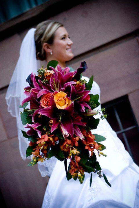 katie 39 s bouquet october wedding flowers my wedding. Black Bedroom Furniture Sets. Home Design Ideas
