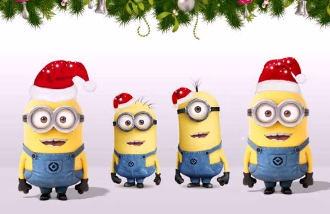 Merry christmas despicable me merry christmas