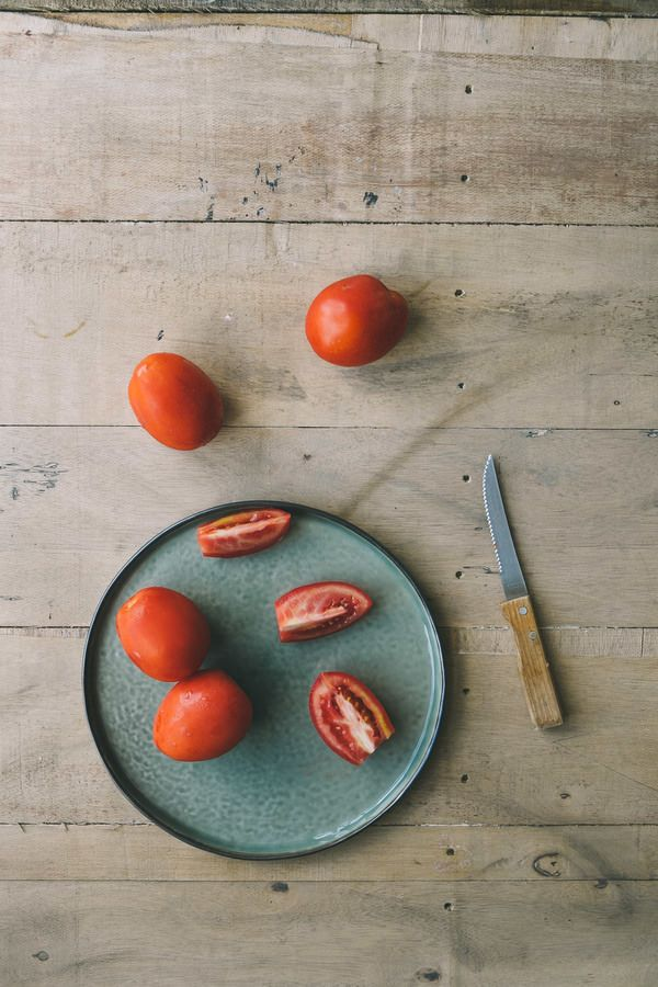 """Tomato Fritters - """"domatokeftedes"""" 