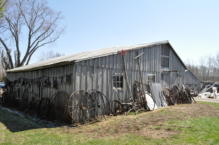 Pics Of Old Barns Old Red Barn In Pall Mall Tn Country