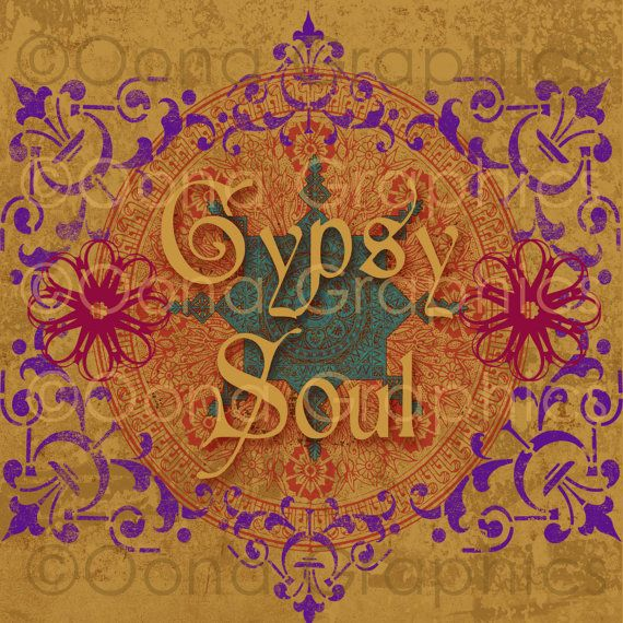 boho graphic design