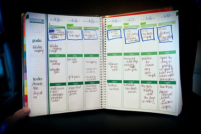 stay organised with Project Life