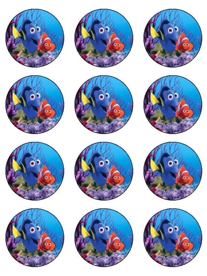 Pin by Crafty Annabelle on Finding Nemo Printables | Pinterest